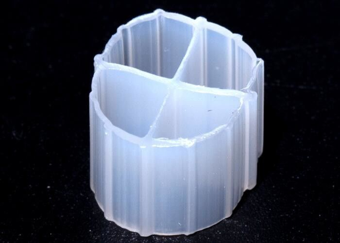 High Efficiency White Color Floating Koi Pond Filter Media For Aquariums